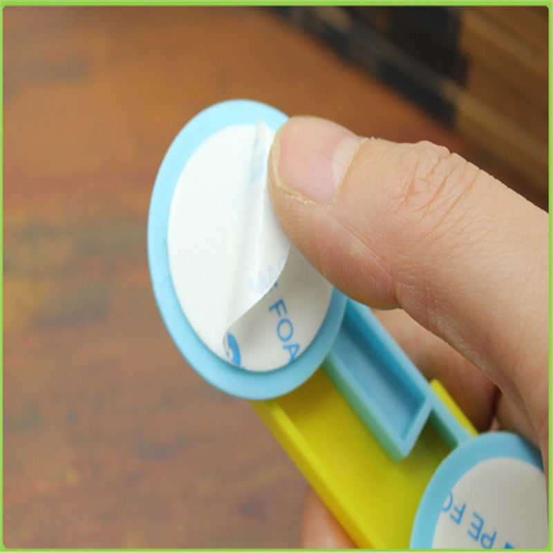 5pcs Baby plastic Safety Locks for Cabinet Door Drawers Refrigerator