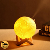 Globeifier - USB Moon Lamp With Humidifier - Home Atlantis