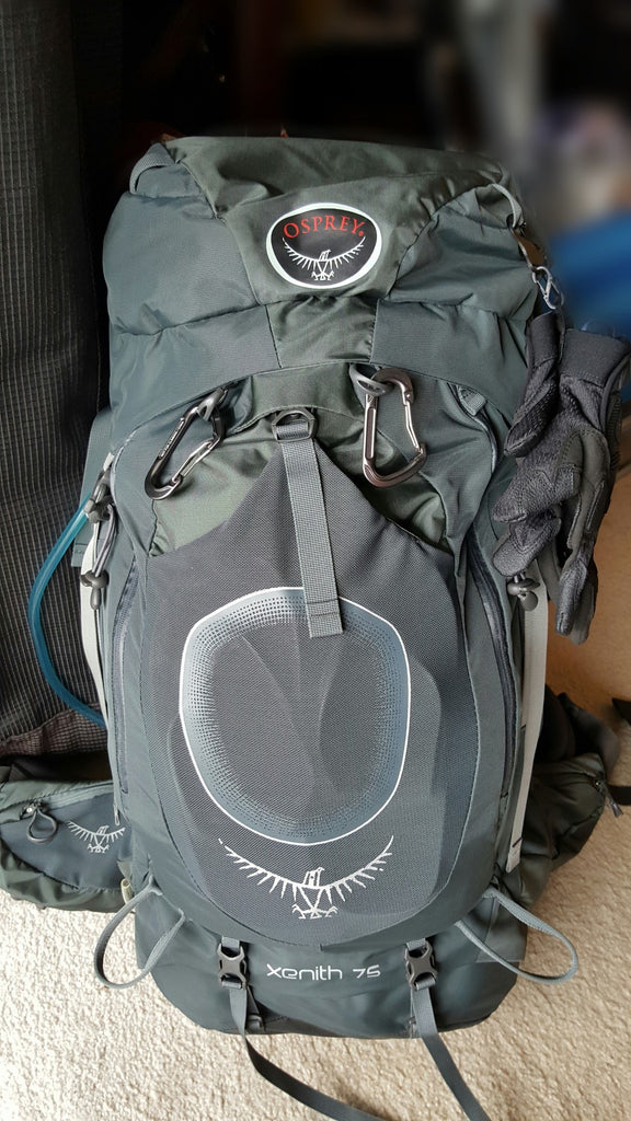 Osprey Xenith 75 (Review)