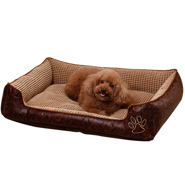 Detachable and washable Pet Bed