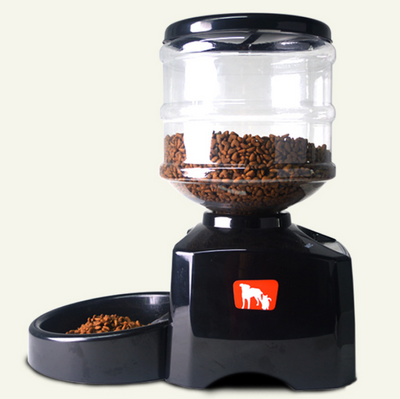 Automatic Pet Feeder with Voice Message