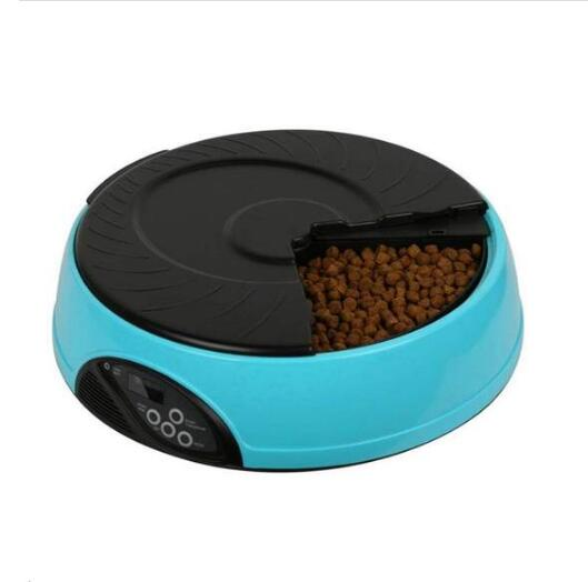 Automatic Pet Feeder LCD Digital Bowl Meal Dispenser