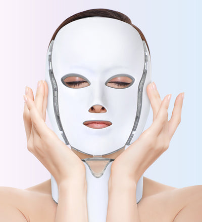 LED Beauty Facial Mask