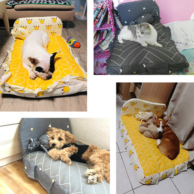 Teddy Small Pet bed