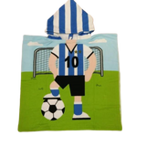 Serviette De Plage Enfant Football | Serviette De Plage