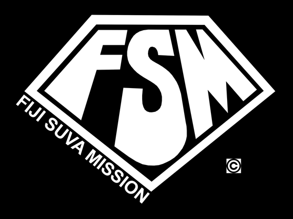 Fiji Suva Mission shirt design - Super Style
