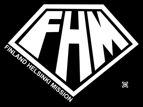 Finland Helsinki Mission shirt design - Super Style