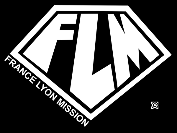 France Lyon Mission shirt design - Super Style