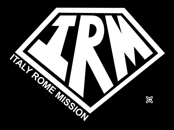 Italy Rome Mission shirt design - Super Style