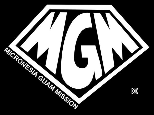 Micronesia Guam Mission shirt design - Super Style