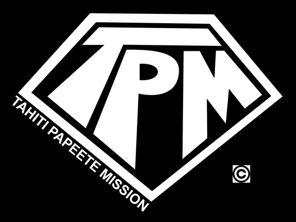 Tahiti Papeete Mission shirt design - Super Style