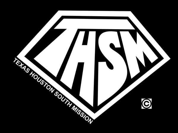 Texas Houston South Mission shirt design - Super Style