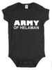 Army of Helaman - Infant Onesie