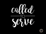 Called To Serve Shirt - Women's