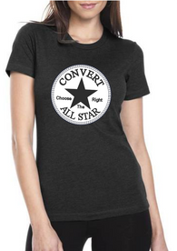 Women's Convert All-Star Shirt