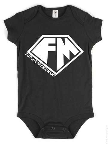 Future Missionary - Infant Onesie