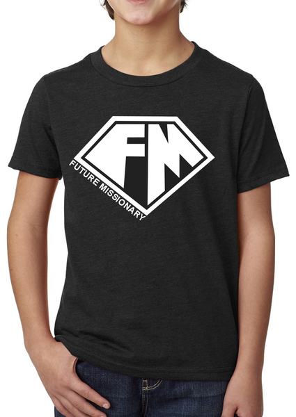 Future Missionary Shirt (Youth)