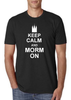 Men's Keep Calm and Morm On Shirt