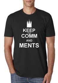 Keep the Commandments Shirt - Men's