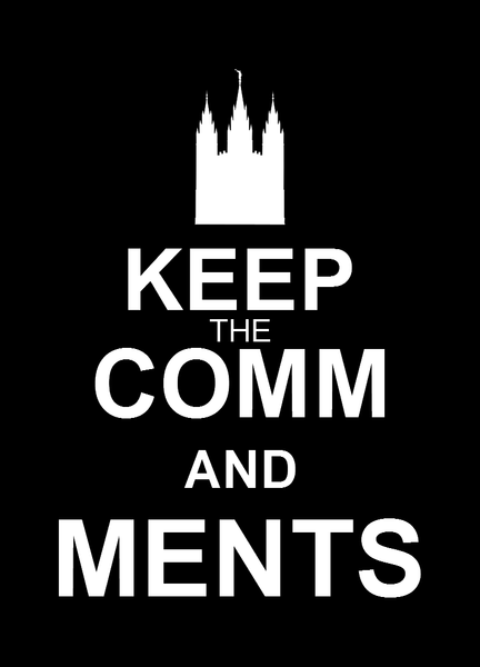 Keep the Commandments Shirt (Men's)