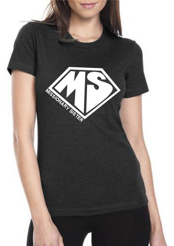 Women's LDS Missionary Sister Shirt