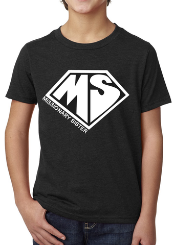 Youth Missionary Sister Shirt