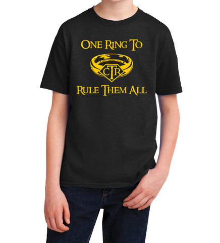 One Ring To Rule Them All CTR Shirt - Youth