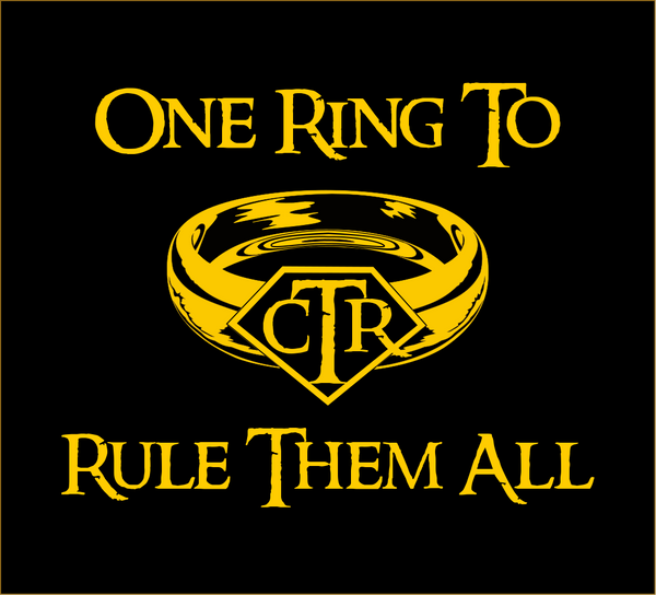 One Ring To Rule Them All Ring To Find Them One Ring To: LDS Mission Tees – Page 3