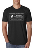 Men's Rated M For Missionary Shirt