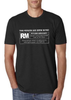 Rated RM for Returned Missionary Shirt - Men's