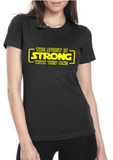 The Spirit Is Strong With This One - Women's