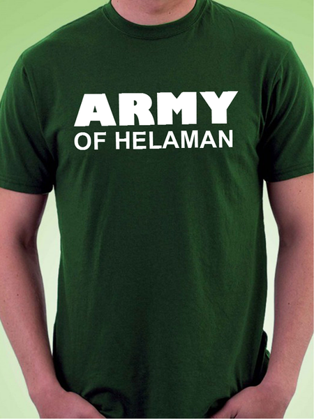 Army of Helaman Shirt (Men's)