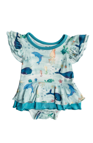 Under The Sea🐳Mila Romper
