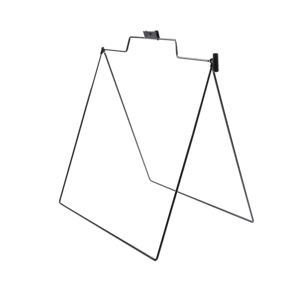 A-Frame-Metal without sign