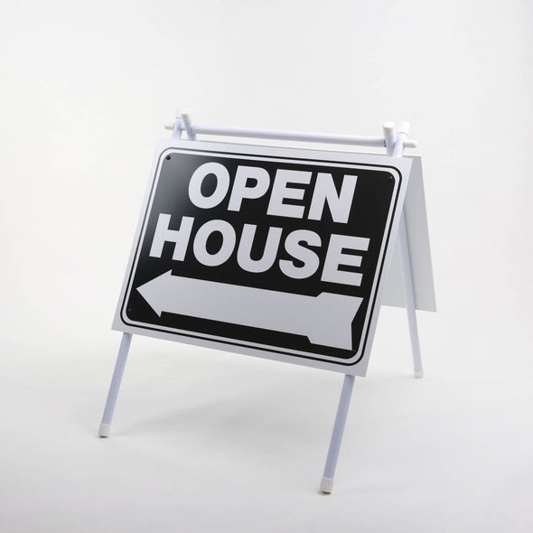 A-Frame-Solid Open House