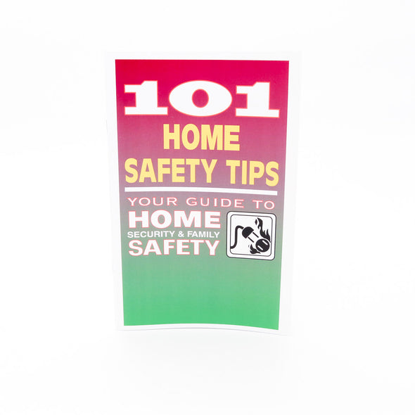 101 Home Safety Tips