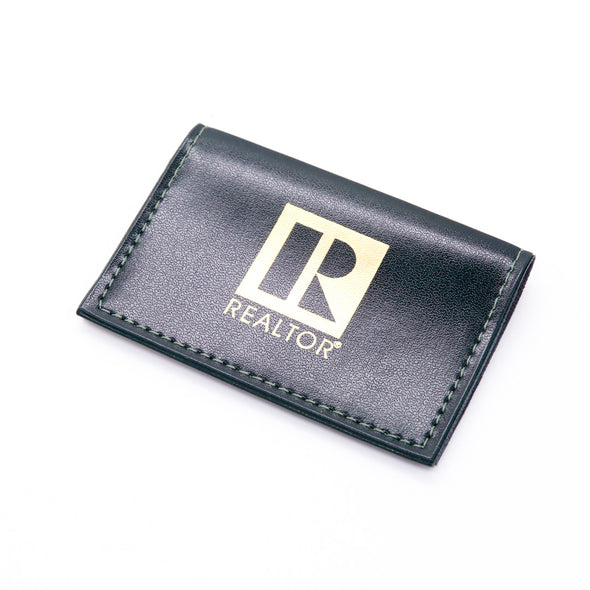 Business Card Wallet-Leatherette