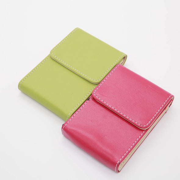 Business Card Holder 25 Cards Top Flap