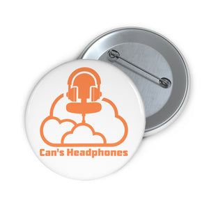 """Can's Headphones Logo"" Button"