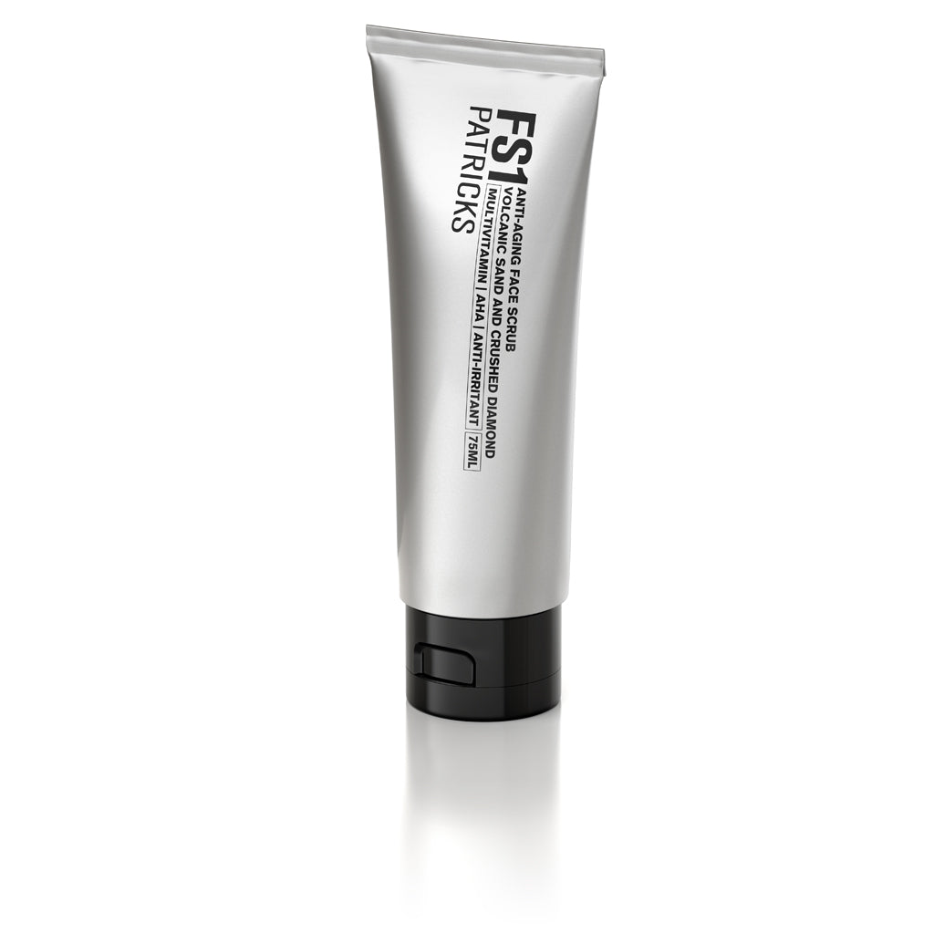 FS1 FACE SCRUB | VOLCANIC SAND AND CRUSHED DIAMOND