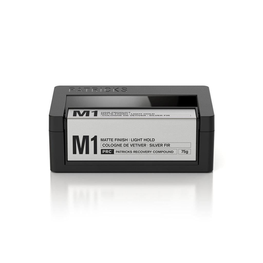 M1 MATTE FINISH | LIGHT HOLD THICKENING PASTE-Patricks-Hair-Products