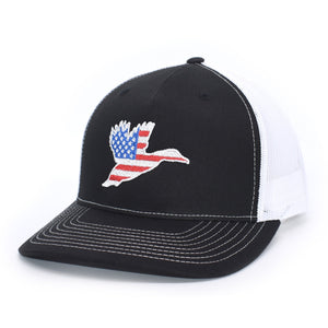 American Flag Duck Hat - Bucks of America