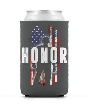 HONOR Veterans Koozie