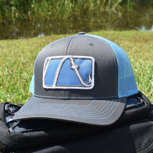 Blue Hook Hat - Bucks of America