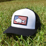 Snapper of America  - White/Black