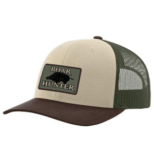 Boar Hunter Hat - Bucks of America