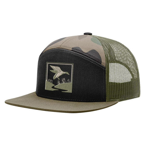 Duck Hunt Camo Hat