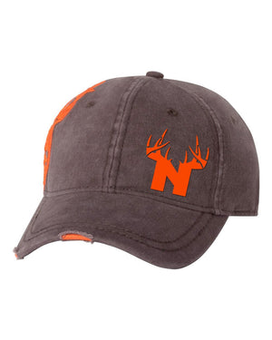 Bucks of Nebraska N Dri Duck Buck Cap - Bucks of America