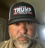 Make Liberals Cry Again Hat (Black & White)