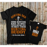 Hunting Dad Premium Unisex Tee - Short Sleeves